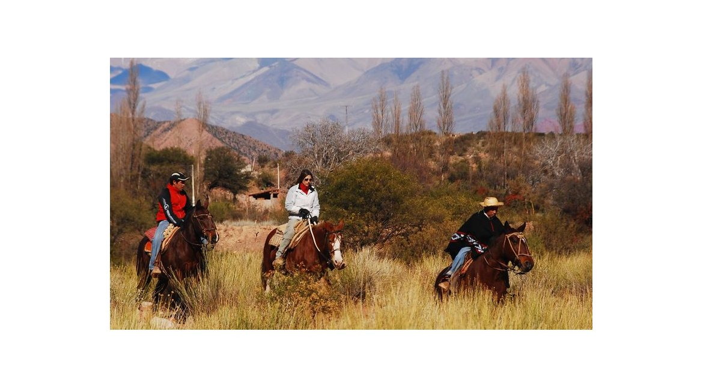 Historia y cultura originaria en un viaje a la tierra misma. Foto: Gentileza Ministerio de Turismo de La Rioja