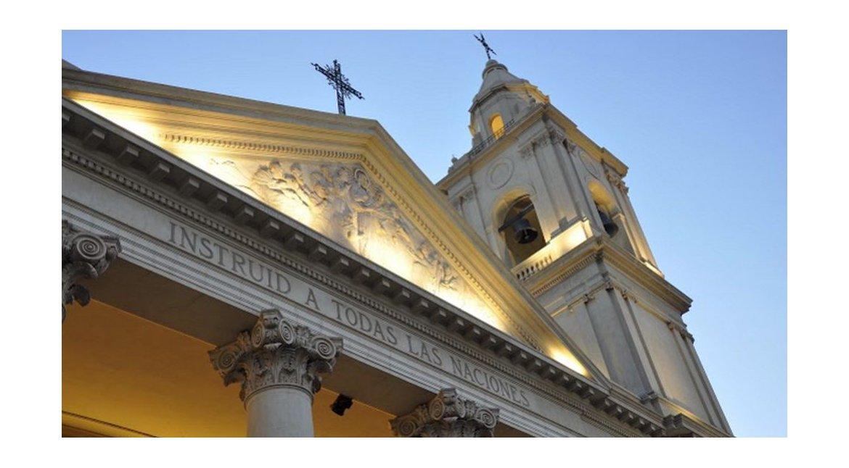 Catedral Basílica. Gentileza: Secretaría de Turismo de Santiago del Estero.